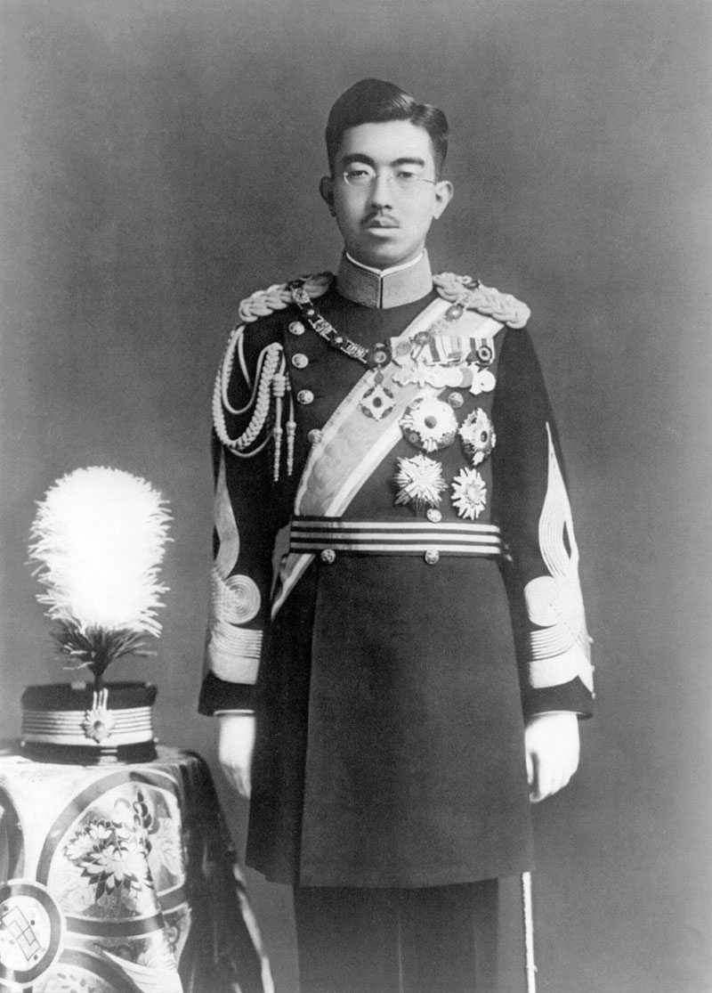 First Emperor of Japan Japan's Emperor Hirohito