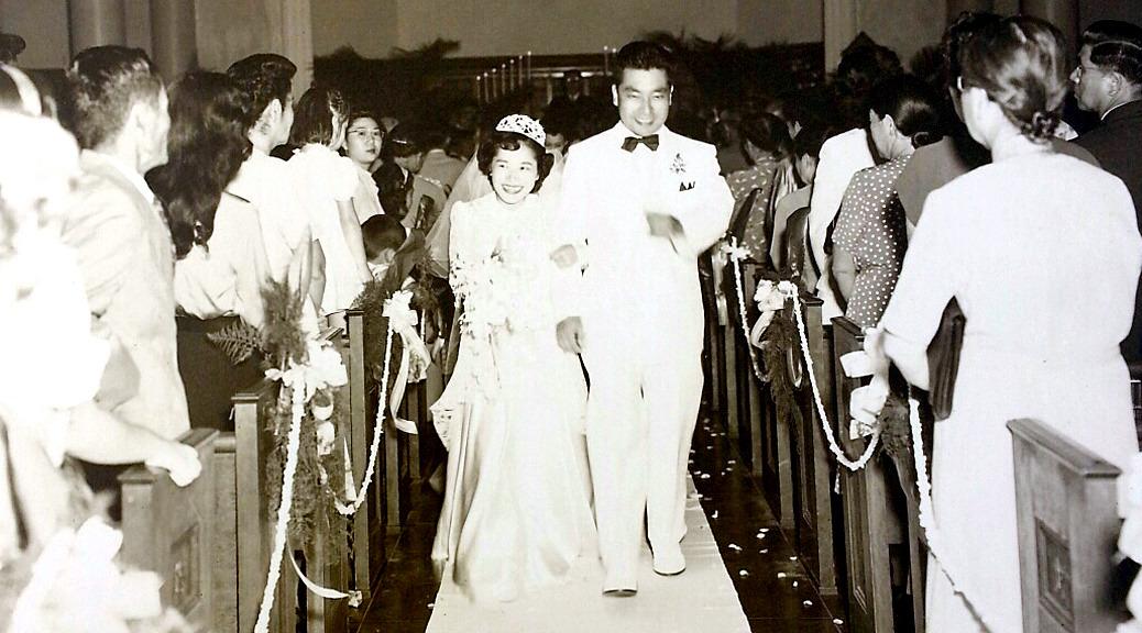 Ken and Marian Inouye